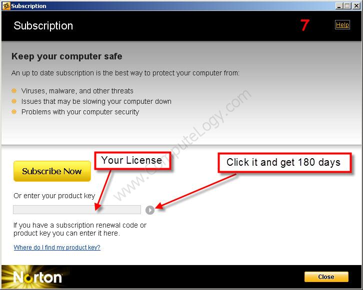 2007 internet norton security upgrade: