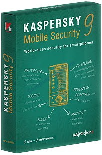 Get Free Kaspersky Mobile Security 9 for Six Months