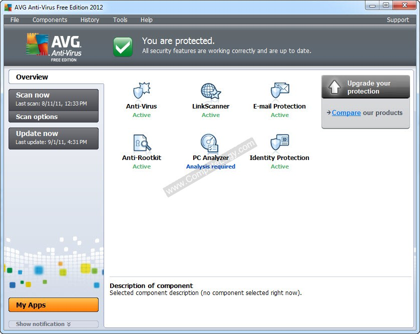 telecharger antivirus gratuit avg 2012