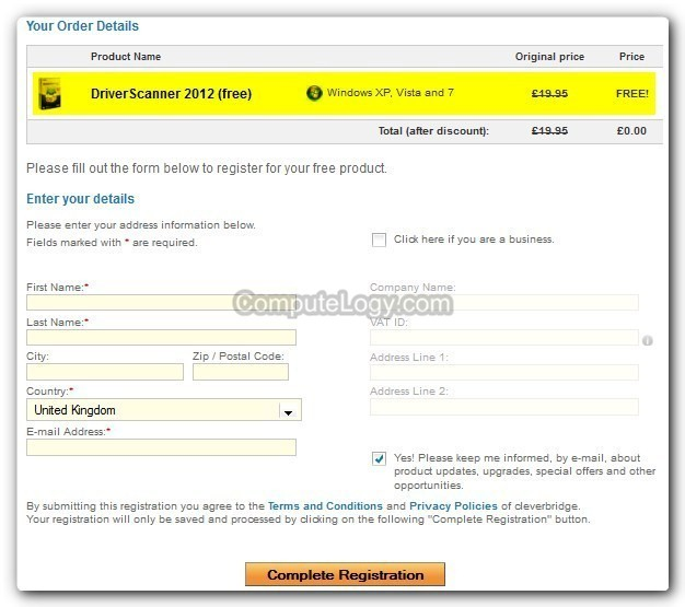 Uniblue Driver Scanner 2009 Warez Download Crack Serial Keygen ...