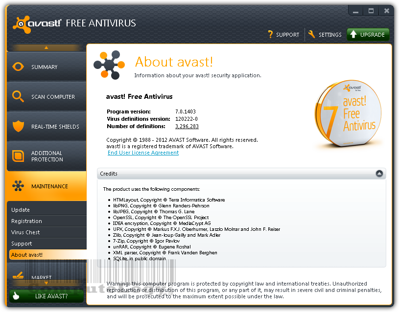 avast antivirus software free download with serial key