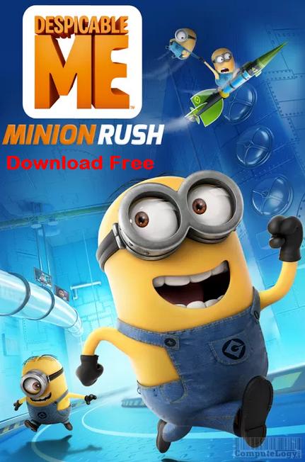 Despicable Me-Minions Rush