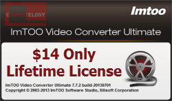 ImTOO Video Converter Ultimate 7.0 Only $14 [Lifetime License]