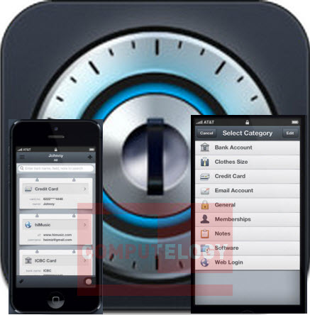 onekey pro 2.0 password manager for ipad iphone