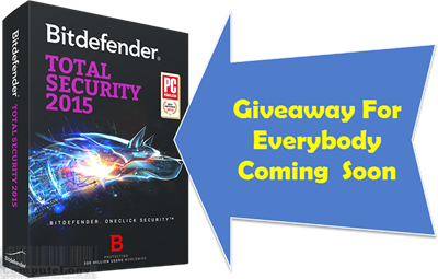 Bitdefender Total Security 2015 Giveaway