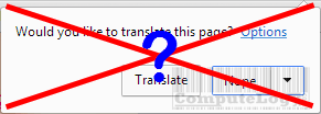 How to Force Google Chrome to Translate Web Page