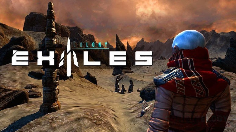 exile android game banner