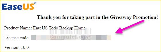 easeus todo backup license webpage computelogy-com