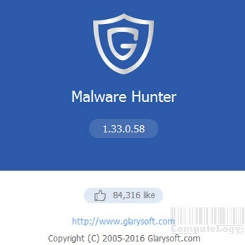 Free One Year Glarysoft Malware Hunter Pro License Key Code Serial