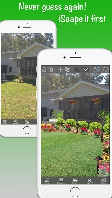 Garden Designer IScape - IPhone IPad App Free For Limited Time