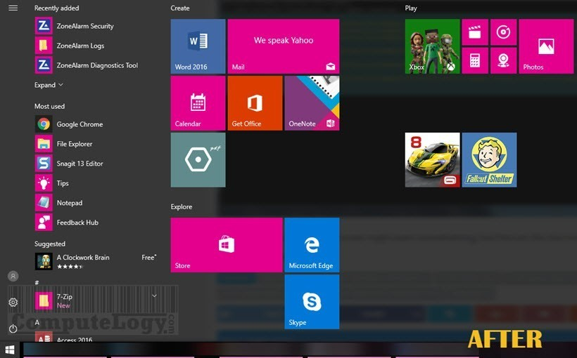 windows 10 responsive start menu computelogy-com