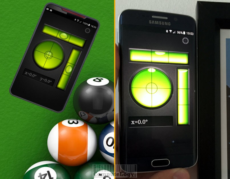 Bubble Level PRO banner android phone google play computelogy-com