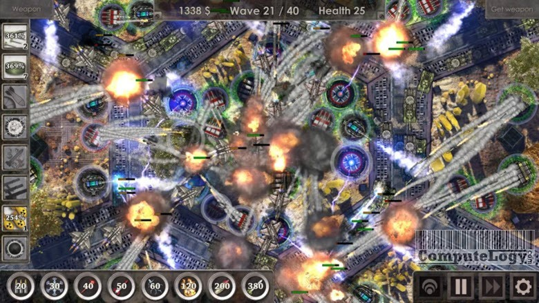 Defense Zone 3 Ultra HD android google play game image computelogy-com