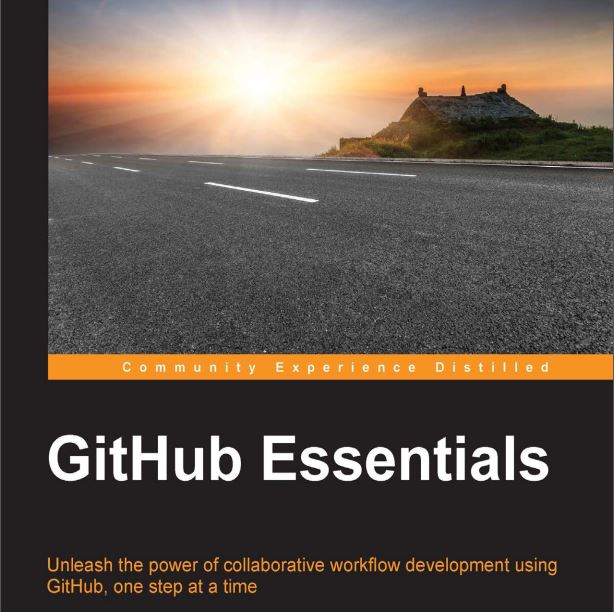 GitHub Essentials ebook cover title page computelogy-com
