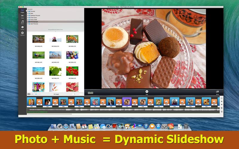 HD Slideshow Maker mac app banner computelogy-com