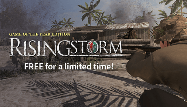 Rising Storm Game of the Year Edition free edition banner computelogy-com