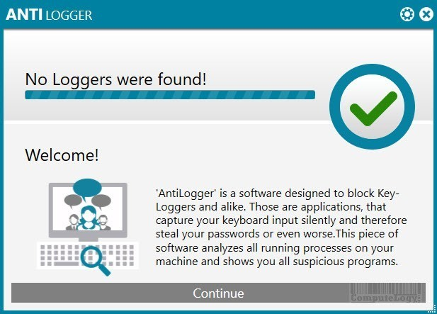 abelssoft antilogger main window computelogy-com