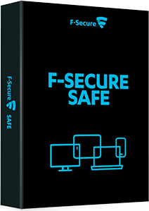 F-Secure SAFE FREE for 6 Months 3 Devices [Mac, Android, iOS and Windows]