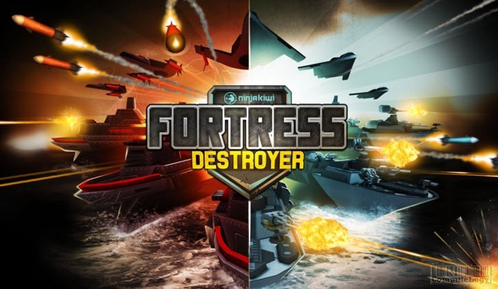 fortress destroyer android game google play computelogy-com