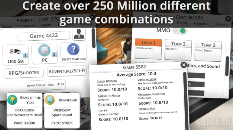 game studio tycoon 3 android game banner computelogy-com