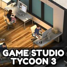Today Free: Game Studio Tycoon 3 Simulator @ Google Play – was 4.29