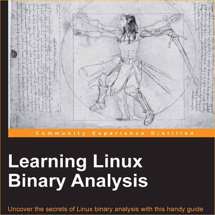 learning linux binary analysis book cover titile page computelogy-com