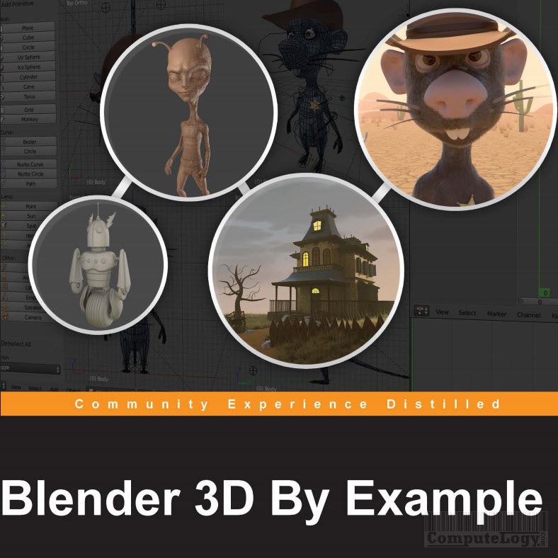 Blender 3D By Example eBook PDF ePub FREE for 24 Hours » ComputeLogy