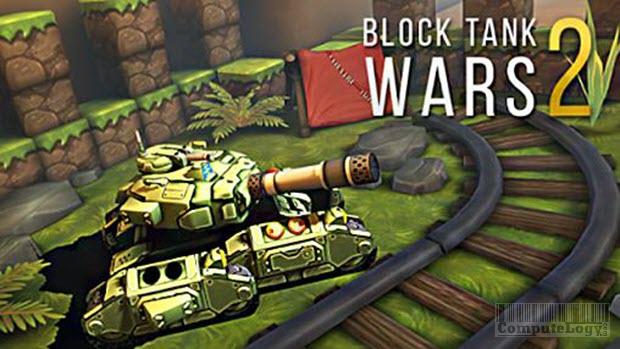 Block Tank Wars 2 banner
