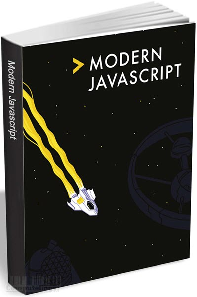 Modern JavaScript eBook Title Cover Page computelogy-com