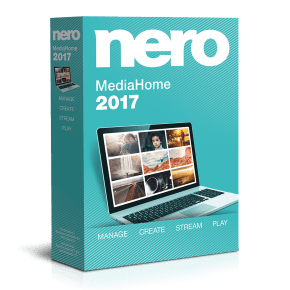 Get FREE Nero MediaHome 2017 Standard License Serial