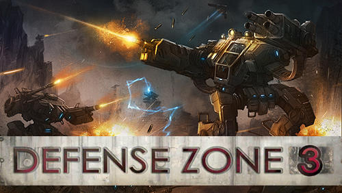Defense Zone 3 Ultra HD app Banner