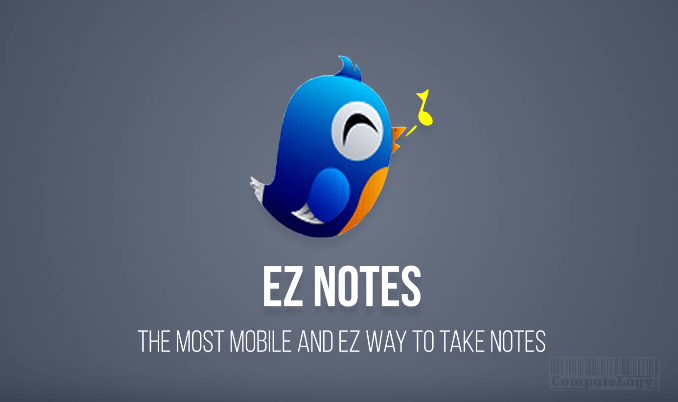 EZ Notes - Notes & To-Do Lists app banner