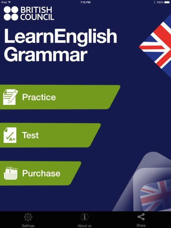 Learn English Grammar UK Edition banner ios iphone ipad ipod app computelogy-com