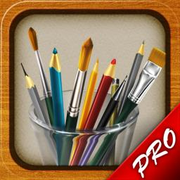 MyBrushes Pro FREE for iPhone iPad iPod Touch