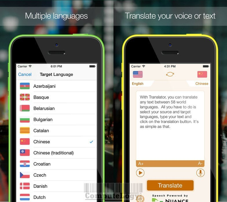 translator app iphone ipad banner computelogy-com