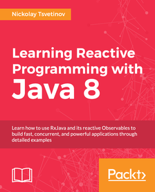 FREE eBook 24HRS: Learning Reactive Programming with Java 8 PDF