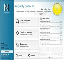 Norman Security Suite 11 FREE One Year License Key Code Serial