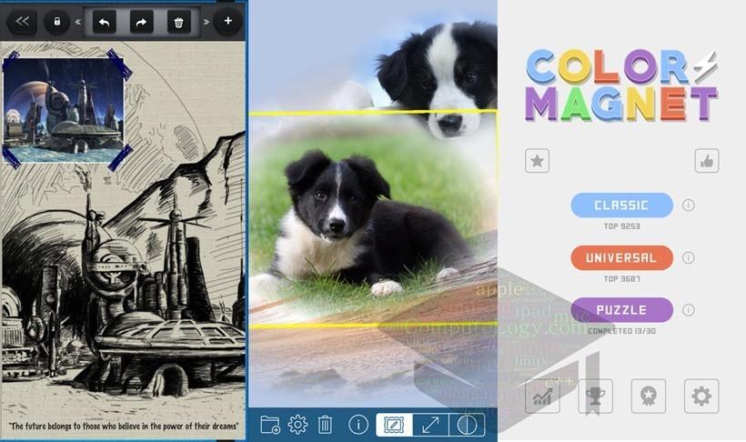 Photo-Tangler-Sketchworthy-Color-Magnet-apps-banner