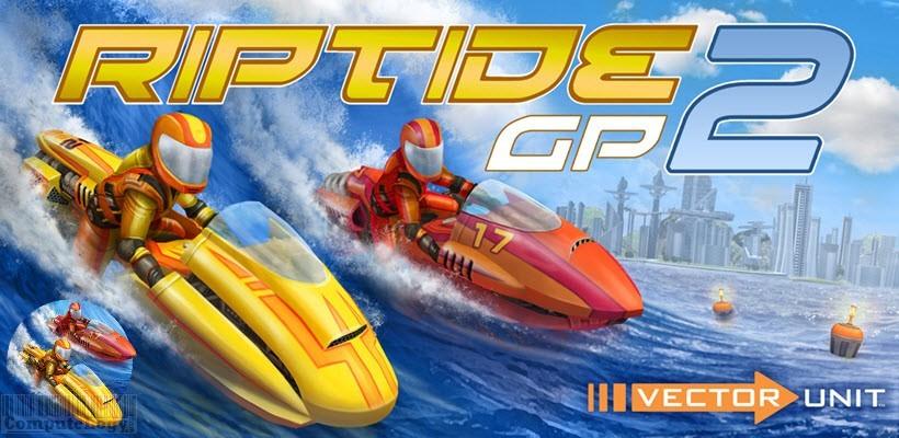 Riptide GP2 app banner