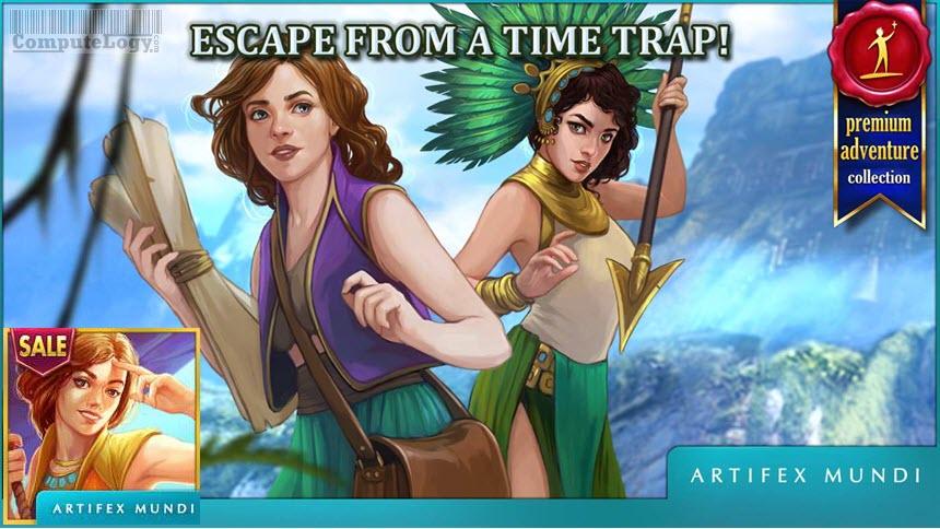 The Secret Order 4 Beyond Time windows game banner