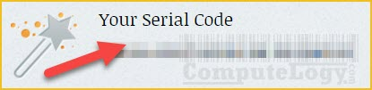 downloadcrew giveaway serial key visible