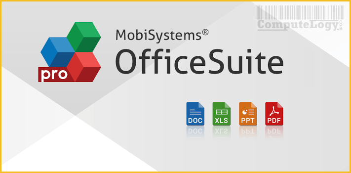 officesuite pro + pdf app banner