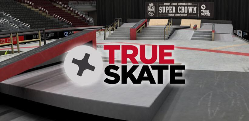 true skate game app banner