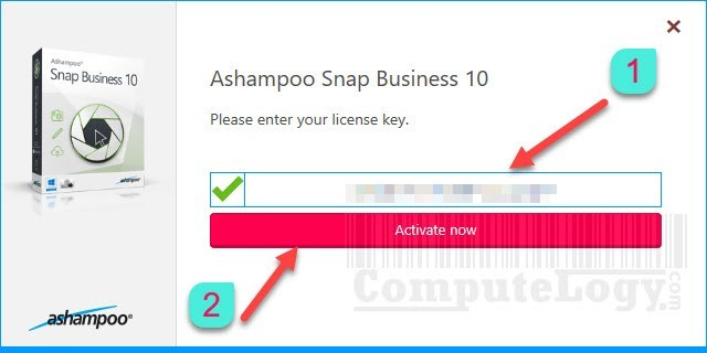 Ashampoo-Snap-Business-10-Registration