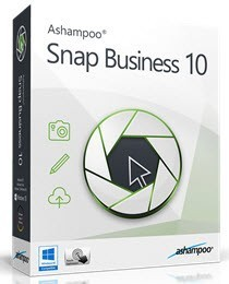 First Time Ever FREE: Ashampoo Snap Business 10 License Key & Download Installer