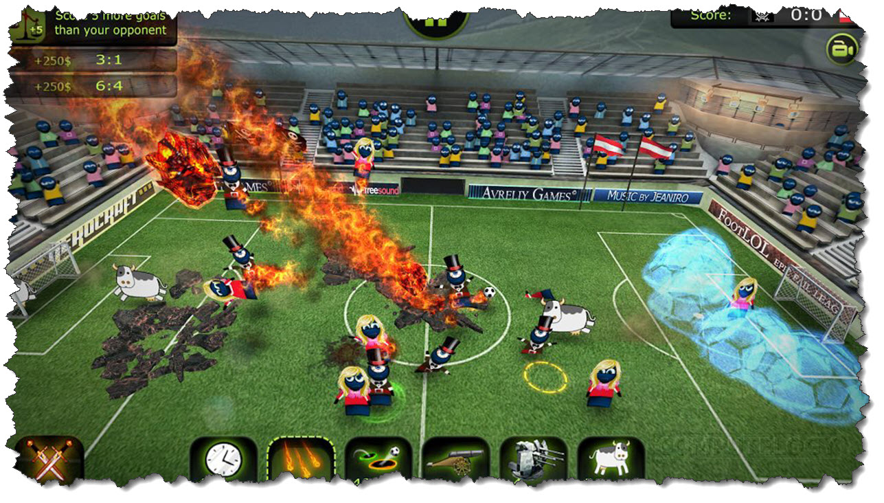 You Have Never Played Football Like This Before » ComputeLogy