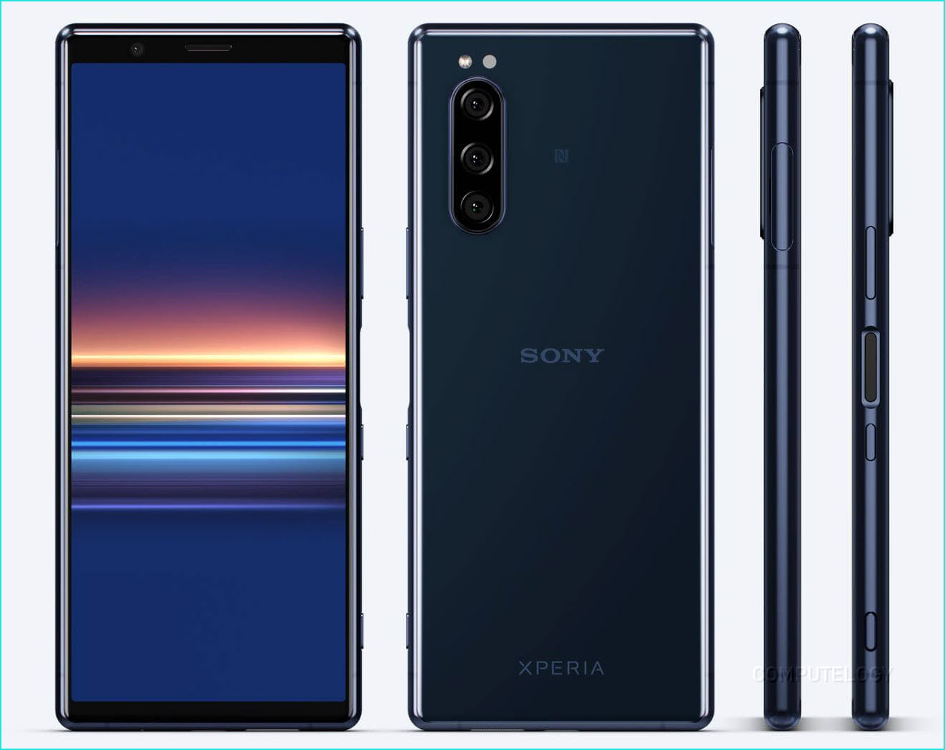 Sony Xperia 5 Smartphone Specifications